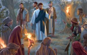 受難週第四天 耶穌被抓
