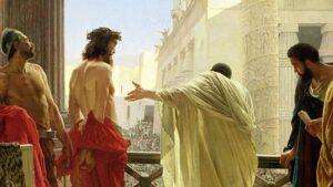 受難週第六天 耶穌被審