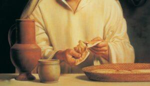 受難週第三天 設立聖餐